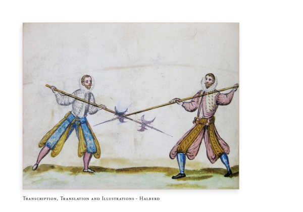 Swordplay: an anonymous illustrated Dutch treatise for fencing with