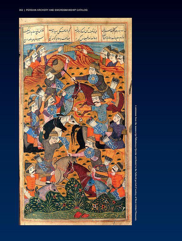 Persian Archery and Swordsmanship: Historical Martial Arts of Iran