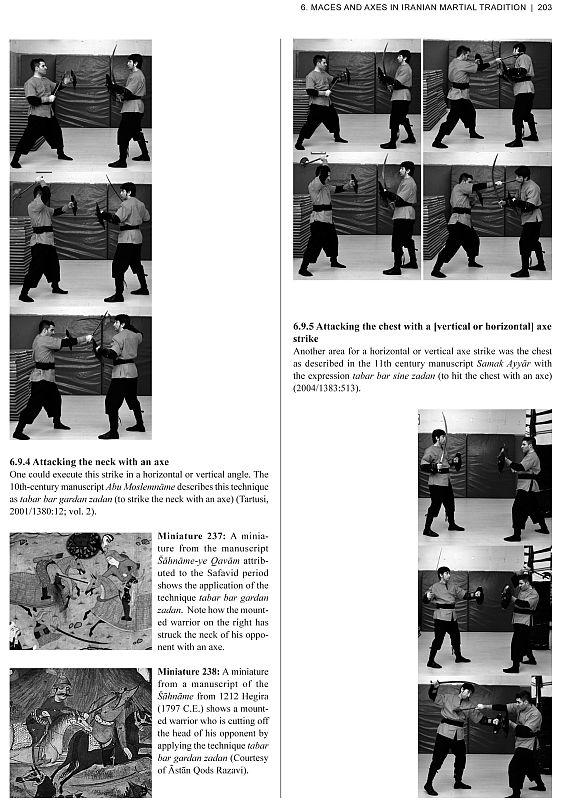 Persian Archery and Swordsmanship: Historical Martial Arts